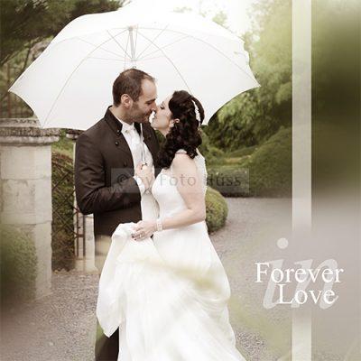 Foto Hüss - Hochzeit -Regen
