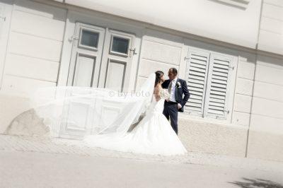 Foto Hüss - Hochzeit - Wind