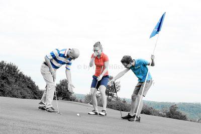 Foto Hüss - Outdoor - Portrait - Aufnahmen - Golf - Familie