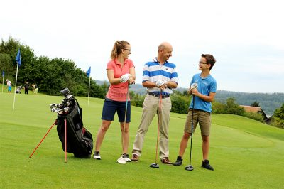 Foto Hüss - Outdoor - Portrait - Aufnahmen - Familie - Golf
