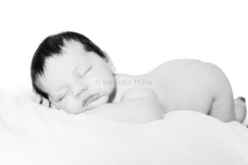 Foto Hüss - Portrait - Baby - Newborn - schlafend