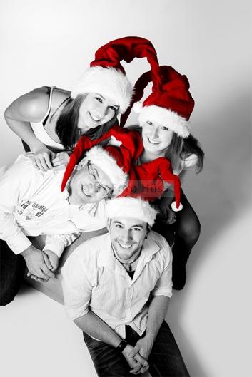Foto Hüss - Portrait - Familie - Gruppen - Weihnacht
