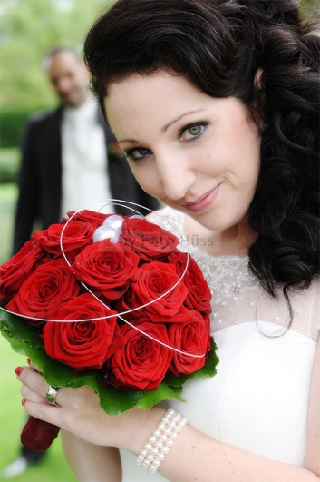 Foto Hüss - Hochzeit -Brautstrauss