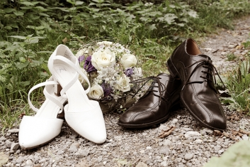Foto Hüss - Hochzeit - Schuhe