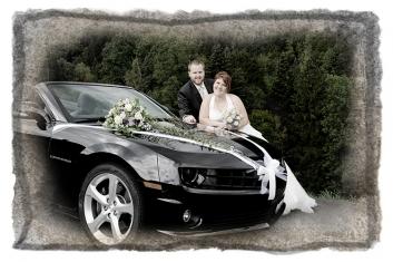 Foto Hüss - Hochzeit - Hochzeitsauto