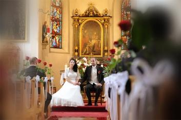 Foto Hüss - Hochzeit - Kirche - Trauung