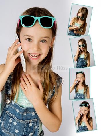 Foto Hüss - Portrait - Kinder - kleine Lady