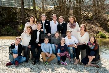 Foto Hüss - Outdoor - Portrait -  Aufnahmen - Gruppen - Familie