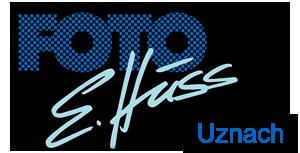 Foto E. Hüss Logo