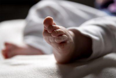 Foto Hüss - Portrait - Baby - Newborn - Babyfuss